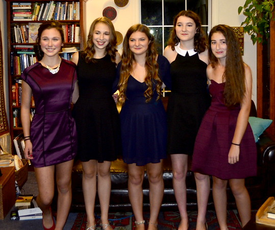 Homecoming Dance, October 3, 2015. (sophomore year)